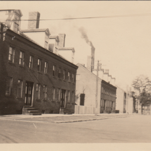 More homes of Chicopee Mfg. Co. operative