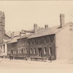 Walsh Block, Public Library, City Hall