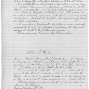 Albion P. Soule, Civil War Soldier