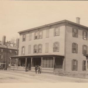 Boarding House of Dwight Mfg. Co.