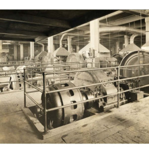 Generators from the Farrel Foundry and Machine Company