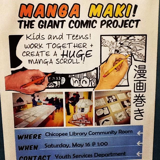 manga maki