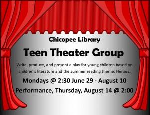 Teen Theater 15