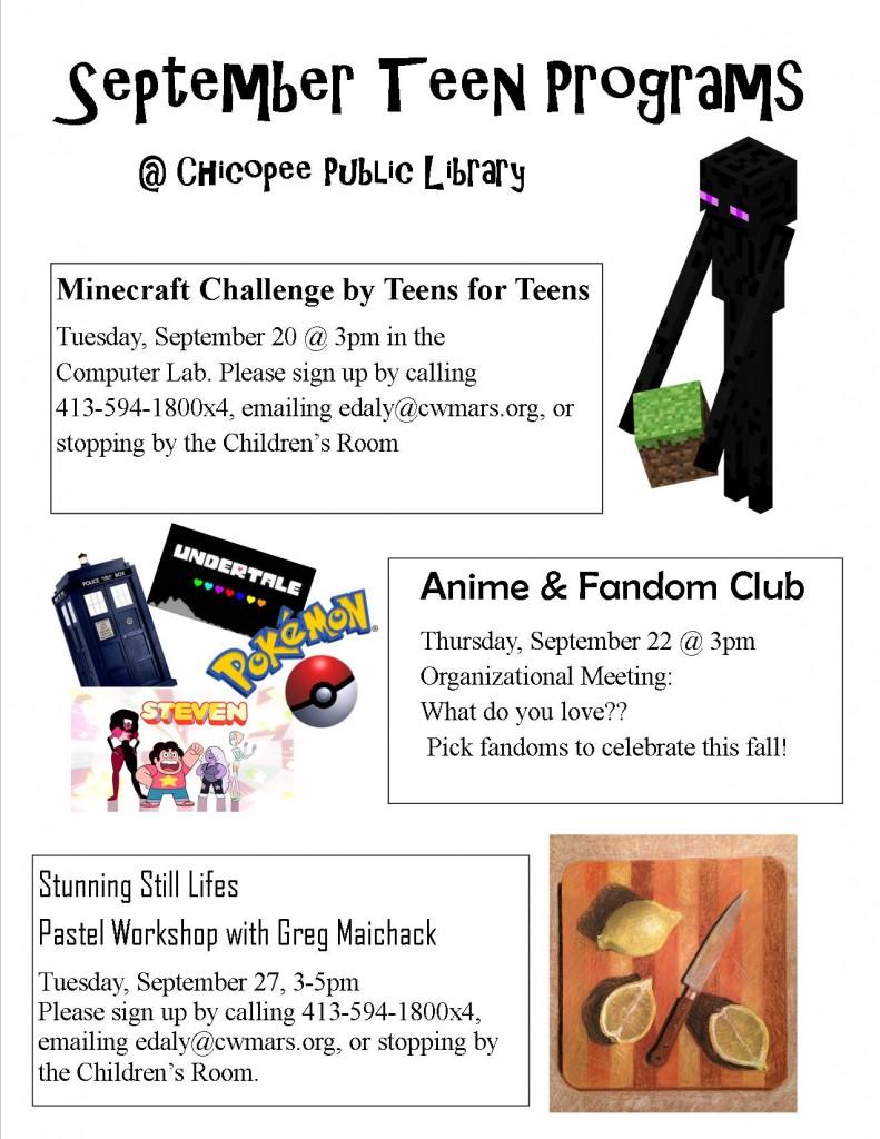 TeenProgramsSept16